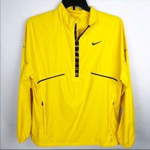 Nike Livestrong 1/2 zip Running Pullover Sz Large